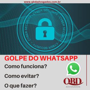 Imagem golpe do whatsapp
